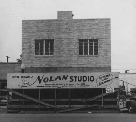 Nolan Photographic studio