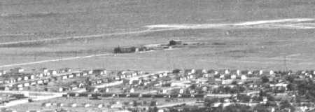 Aerial View of Rayburn / Parker Ranch